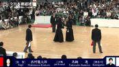 Nishimura vs Takanabe-59th All Japan Kendo Championship 2011 third round_52