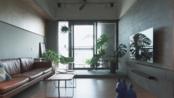 【私宅大公开】28坪居然能住5口人?设计师为家人打造的绿意有氧宅原来这样! 100室內設計