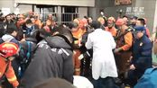 山东能源集团梁宝寺煤矿事故11名被困人员全部升井