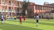 顺河回族区第四届区长杯校园足球联赛拉开帷幕