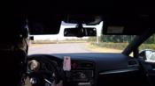 [第一视角]力盛R12广西杯肇庆国际赛车场 练习 1:32.26 GTI GIC 赛车