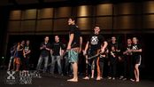 Jacob Pinto vs Jimmy Kane - Sword Battle @ Hyper Games - AmeriKick 2014
