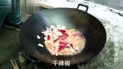 """农家""""小炒"""":你一定没""""吃过"""",拿开竹筛那一刻,猛吃5碗米饭"""