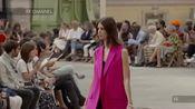 AMI巴黎时装周2020春夏新品成衣秀,圆形T台尽显沂貂气质