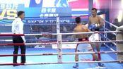 2018中国-东盟拳王赛69KG冠军赛,菲律宾巴乔·恩维尔夺冠