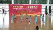 江苏省老年人庆祝中国70华诞2019淮安市广场舞涟水分赛场