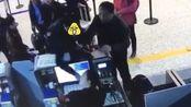 官方回应副局长大闹机场柜台:系副科级干部,纪委已展开调查