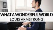【钢琴】What A Wonderful World / Francesco Parrino