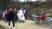 实拍贵州遵义播州农村结婚习俗,看看贵州新娘美不美!