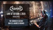【新歌速递】Ran-D & Adaro & Kronos - The Sound Of Silence