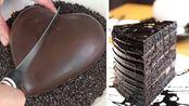 12个简单快捷的巧克力蛋糕装饰教程 最佳巧克力蛋糕汇编【Mr. Cakes】 - 20200227