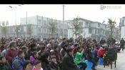 孤山镇:社区居民载歌载舞迎新年