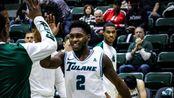 【集锦】NCAA:中佛罗里达大学74-55杜兰大学 英格拉姆独揽15+7联手众人碾压取胜