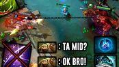 SAKATA PUDGE - TA Mid? OK Bro! - Dota 2 Highlights TV