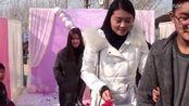 现场实拍:山东临沂兰陵县农村婚礼