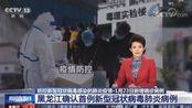 新型冠状病毒·1月23日新增确诊病例 黑龙江确认首例新型冠状病毒肺炎病