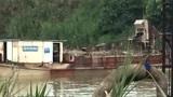 茂名高州:河道采砂致土地大面积塌陷