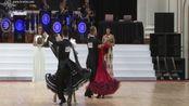 2017年黑池舞蹈节(中国)师生组摩登舞五项学生50岁以上组决赛探戈