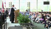 迈克尔·彭博肯尼恩学院2013毕业典礼演讲