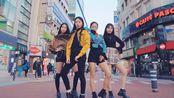 韩国小姐姐超美翻跳 BLACKPINK - WHISTLE | Dance Cover | [Cherry Blue舞团] [KPop]