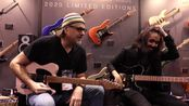 Mateus Asato and Greg Koch Jam at the Suhr Guitar Booth  NAMM 2020