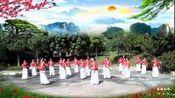 广州市从化区百花舞蹈团成立三周年纪念活动.2019.9.22