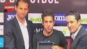 视频-阿尔巴加盟巴萨 西班牙夺冠功臣正式转会