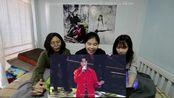 泰国小姐姐看肖战2020东方卫视跨年演唱会《我们都是追梦人》个人饭拍视频反应reaction