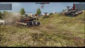 3月22日《装甲战争》老兵54与水友对抗赛精彩击杀集锦