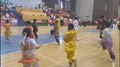 胜远龙腾武术搏击泰州市武术比赛集体连环拳#火遍抖音的慢动作#
