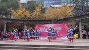 东湖健身队《吉祥欢歌》优生活+带你上春晚全国海选展演樟树站 2019年12月16日