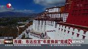 """西藏:布达拉宫""""年度换装""""完成"""