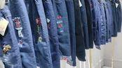 加绒牛仔裤,品牌童装折扣,童装一手货源巴布豆迪士尼小猪班纳
