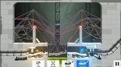 桥梁建筑师:传送门(Bridge Constructor Portal)第58关
