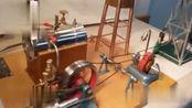 小伙制作的风力发电机,安装在房顶能发五度电,不用交电费了