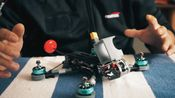 观良|鼠年第一发视频~新年炸新机!大通f7/致盈2306plus/armattan badger装机试飞