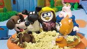 小小羊提米第61集 提米的玩偶盒
