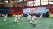 2019湖南省第十届全民健身节太极器械比赛怀化市河西辅导站四十二式太极剑
