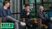 "Steve Carell, Timothée Chalamet &Felix Van Groeningen Discuss ""Beautiful Boy"""