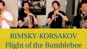【精品转载27】Nicolas Baldeyrou-Rimsky Korsakov Flight of the Bumblebee for clarinet