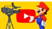 【fuji】马里奥、成为Youtuber。【生肉】