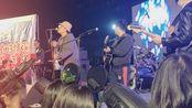长沙医学院11.8音乐节现场