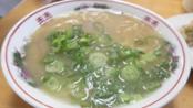 【SUSURU TV】暴食福冈的豚骨拉面,大份炒面,炒饭 安全食堂 每日拉面生活1490回