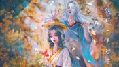 【第五人格/红蝶/高燃混剪】竹之花,人言其身(竹ノ花)【1000fo贺电】