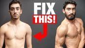 【Jeff】瘦子胸肌训练的错误!
