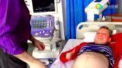 这个彩超医生技术高,竟让孕妇肚中的胎儿180度旋转!