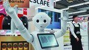 日本:雀巢导购机器人正式上岗 卖货卖萌两不误