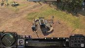 英雄连2:【龙鸽哥的炮兵艺术】手把手教你西德防御学如何破英军彗星+AVRE,美军M36坦奸海!