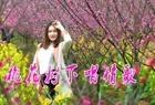 阿哥阿妹对唱情歌《桃花树下唱情歌》情深意浓,相亲相爱相伴一生