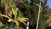 仿制一个小火箭,各项指标都正常,如何会倒栽葱呢?